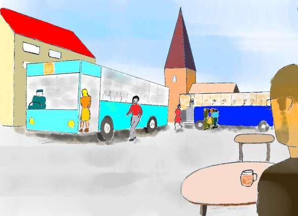 Buses 2050